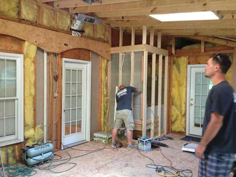 gallery-bathroom-grout-shower-sunroomframing-sheetrock-construction-addition-home-improvements
